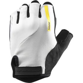 Mavic Ksyrium Elite Bike Gloves Men white/black